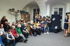 28.01.2020 - Slavnostní otevření divadelní scény pro rodiče a širokou veřejnost