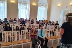 Absolveni I. a II. stupně ZUŠ 2019/2020 (Předání absolventských listů)