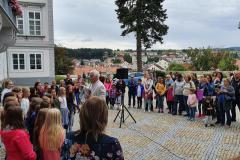 Zahájení školního roku 1.9.2020